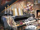 Картина по номерам DIY Babylon Музыкальный вечер у камина худ Гибсон, Джуди (VP124) 40 х 50 см, фото 2
