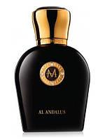 MORESQUE Black Collection Al Andalus 50 мл Тестер