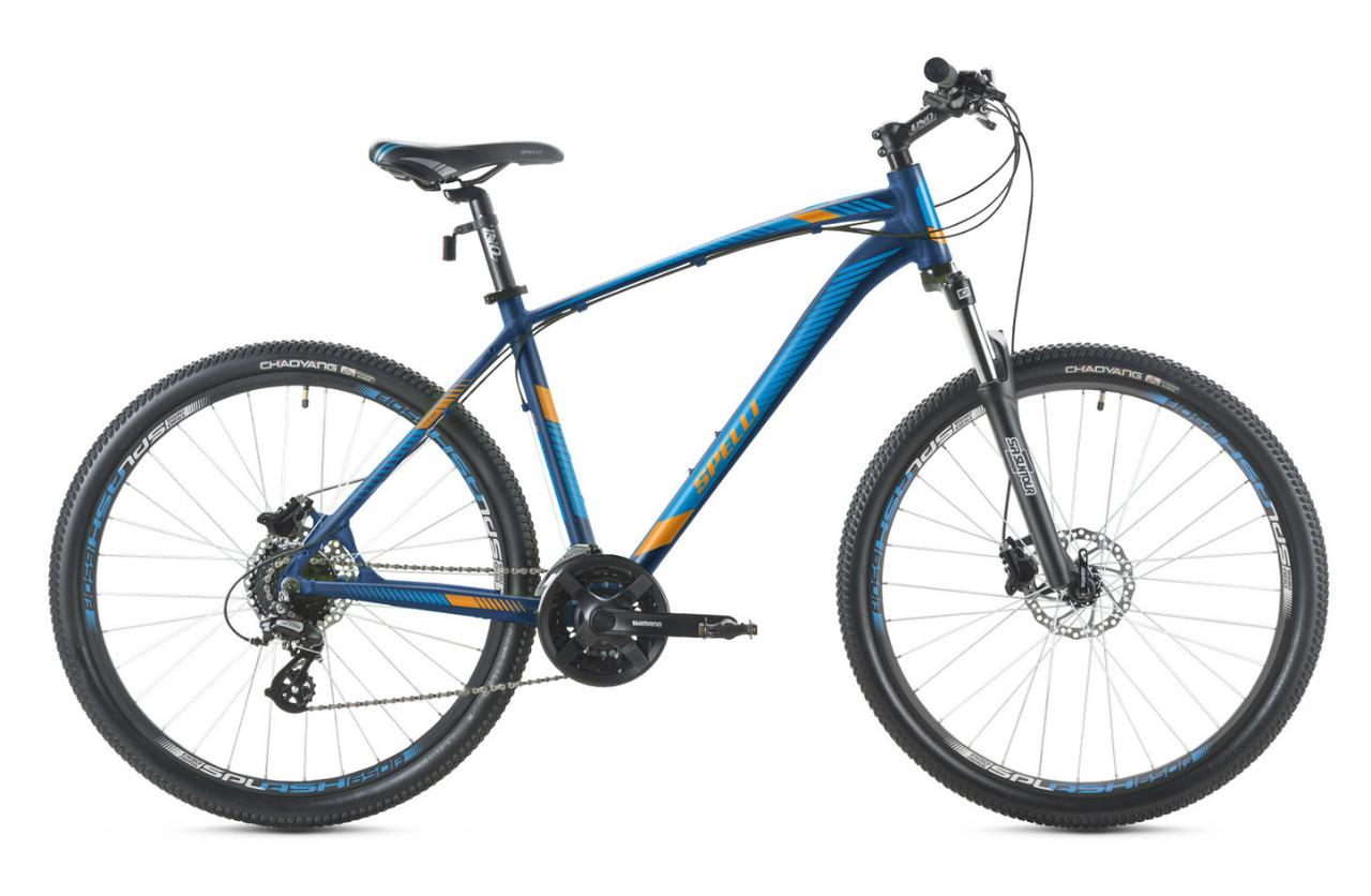 """Велосипед 27,5 Spelli SX-4700 disk 21"""""""