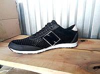 Мужские кроссовки New Balance сетка 46-49 р-р, фото 1