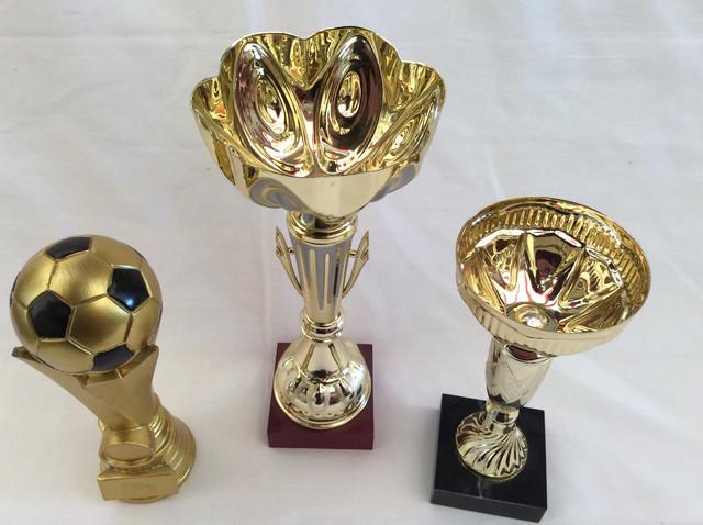 Награды, кубки, медали
