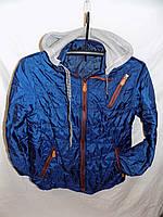 Куртка мужская весна-осень с капюшоном весна-осень Турция оптом