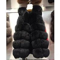 Жилетка женская Меховые жилетки NY11, фото 1