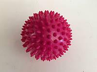 Мяч массажный жесткий Диаметр 8,5 см Вес 70 г