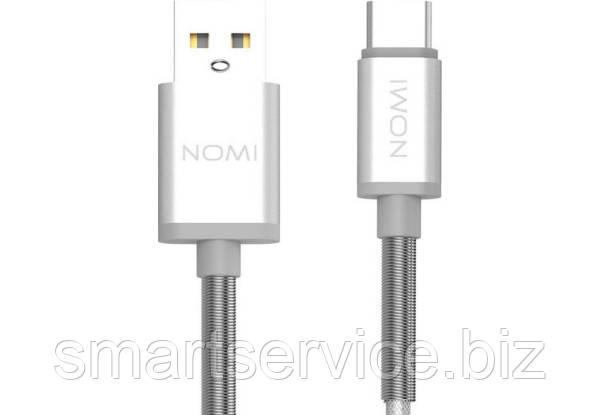 Кабель Nomi DCMQ 10c USB Type-C 1м