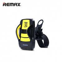 Держатель смартфона для велосипеда универсальный Remax RM-C08