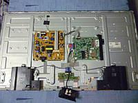 Платы от LED TV LG 42LB552V-ZA.BDRWLDU поблочно, в комплекте (разбита матрица)., фото 1