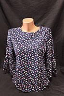 Рубашка женская, цветы,  купить женскую одежду со склада оптом, IR 1860 2/2 -BJ-0026