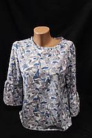 Рубашка женская, лист,  купить женскую одежду со склада оптом, IR 1860 2/2 -BJ-0034