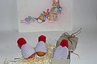 Пасхальное украшение, пасхальный набор, украшение яиц, пасхальный подарок, пасхальные яйца