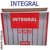 Алюминиевый радиатор Integral 500*80, Польша