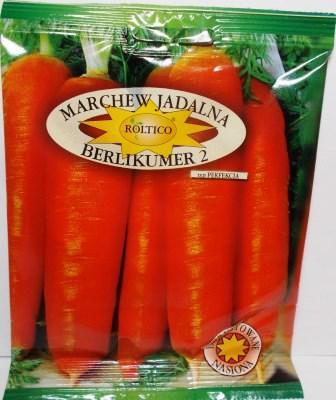 Морква Берлікумер 2 (Перфекція)  20г (Roltico)