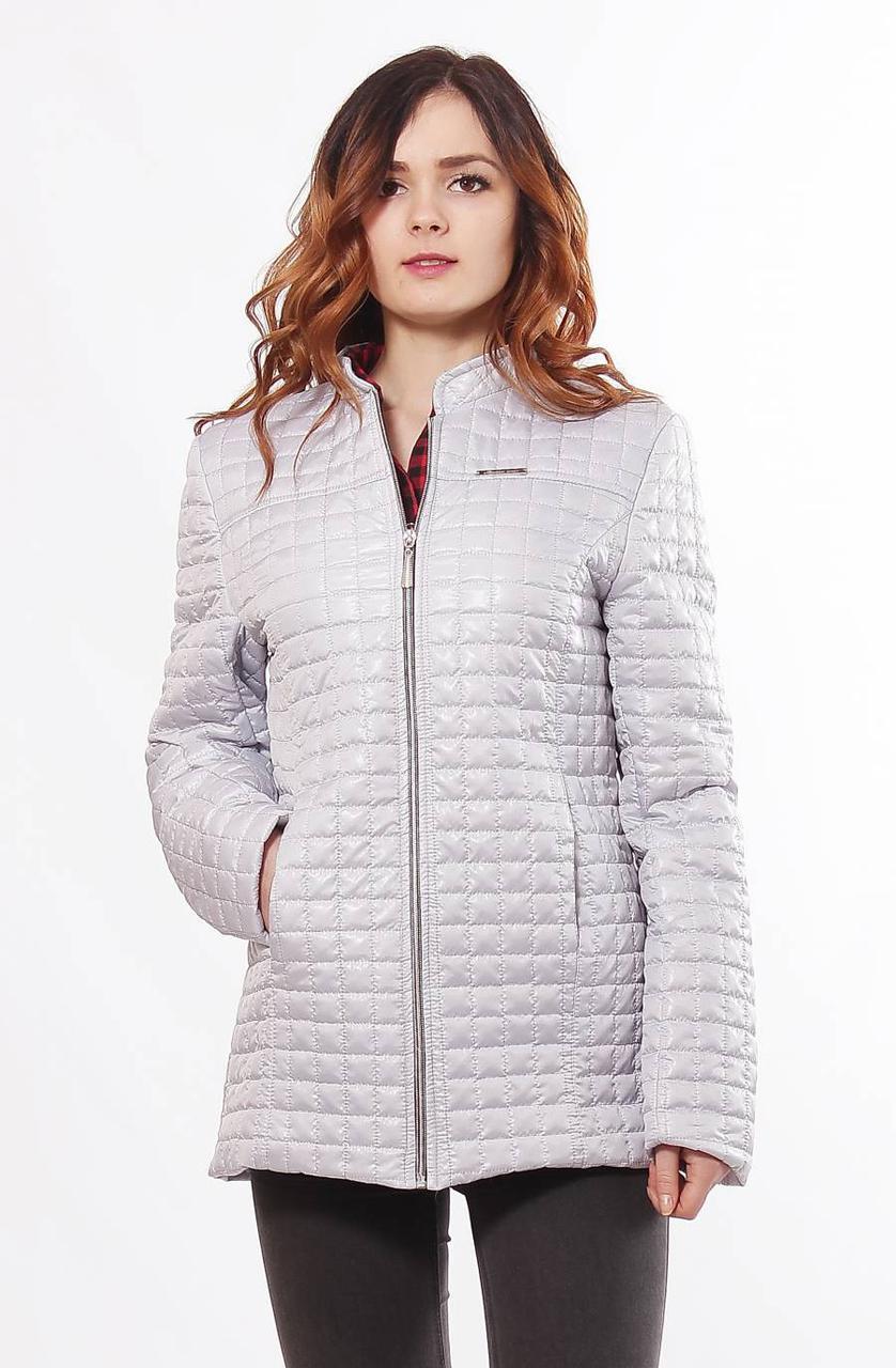 Женская куртка классического кроя, размеры 44-68