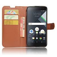 Чехол BlackBerry DTEK60 кожзам., фото 1