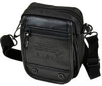 Мужская сумка планшет LEASTAT маленькая, фото 1