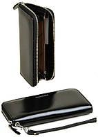 Женский кожаный кошелек на молнии ALESSANDRO PAOLI, фото 1