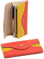 Женский кожаный кошелек BRETTON, фото 1