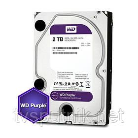 """Жёсткий Диск Western Digital Purple HDD 2TB (3.5"""")"""
