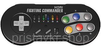 Беспроводной джойстик Hori Fighting Commander SNES Classic Edition