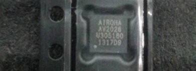 Мікросхема AV2026 AV2026-S85QEGQ0 в стрічці, фото 2