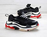 Мужские и женские кроссовки Balenciaga Triple S ТОП качество, 37-44 размеры