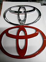 Эмблема Toyota  185х125 мм