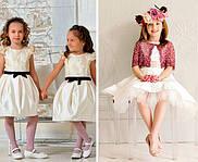 Как определить размер детского платья?