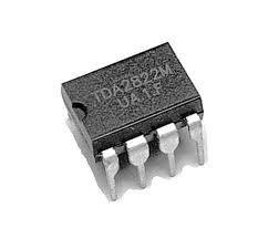 Микросхема TDA2822M TDA2822 DIP-8