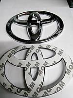 Эмблема Toyota  150х102 мм