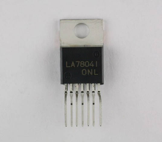 Микросхема LA78041, фото 2