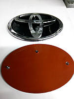 Эмблема Toyota  140х90 мм
