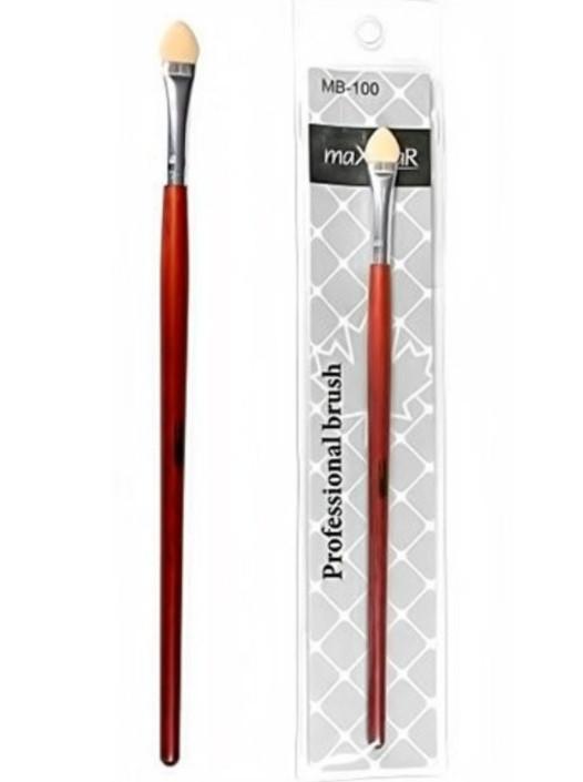 Аппликатор для теней с длинной ручкой MaxMar
