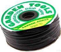Щелевая лента для капельного полива Garden tools 30 см (1000м)