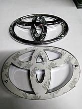 Эмблема Toyota  129х90 мм