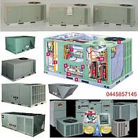Крышные кондиционеры R410A промышленные
