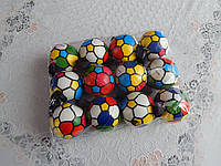 Дитячі м'ячики прыгунчики з гумкою на палець