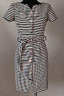 Платье женское полоска норма, фото 1