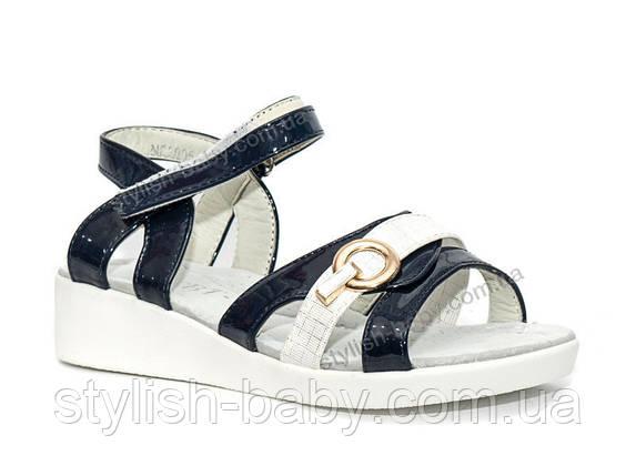Детская летняя обувь оптом. Детские босоножки бренда СВТ.Т. - Meekone для девочек (рр. с 31 по 36), фото 2