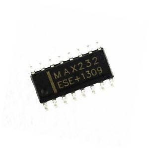 Микросхема MAX232 MAX232ESE SOP-16, фото 2
