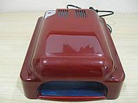 УФ-лампа для наращивания ногтей 36 Вт UV-828