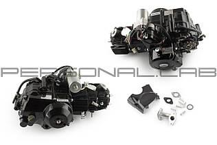 Двигатель   ATV 110cc   (АКПП, 152FMH-J, 1 передача вперед и 1 назад, + стартер)   TZH