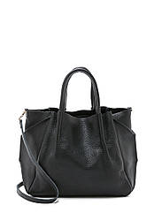 Кожаная женская сумка POOLPARTY Soho RMX