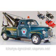 Машинка металлическая Kinsmart KT 5033 W Chevrolet 3100 Wrecker в ассо
