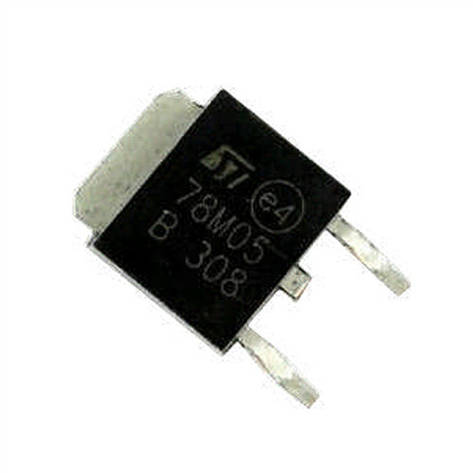 Мікросхема 78M05 7805 TO252 в стрічці, фото 2