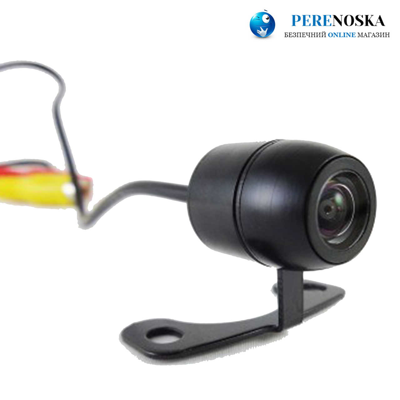 Камера заднего вида A-170| Для Установки в бампер или над номером| Угол обзора 170 град