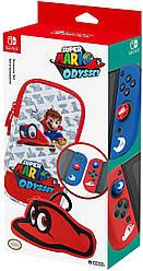 Набор HORI Accessory Set Super Mario Odyssey Nintendo Switch