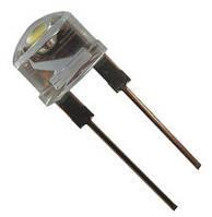 Светодиод 8мм 0.5Вт 3.0-3.2В