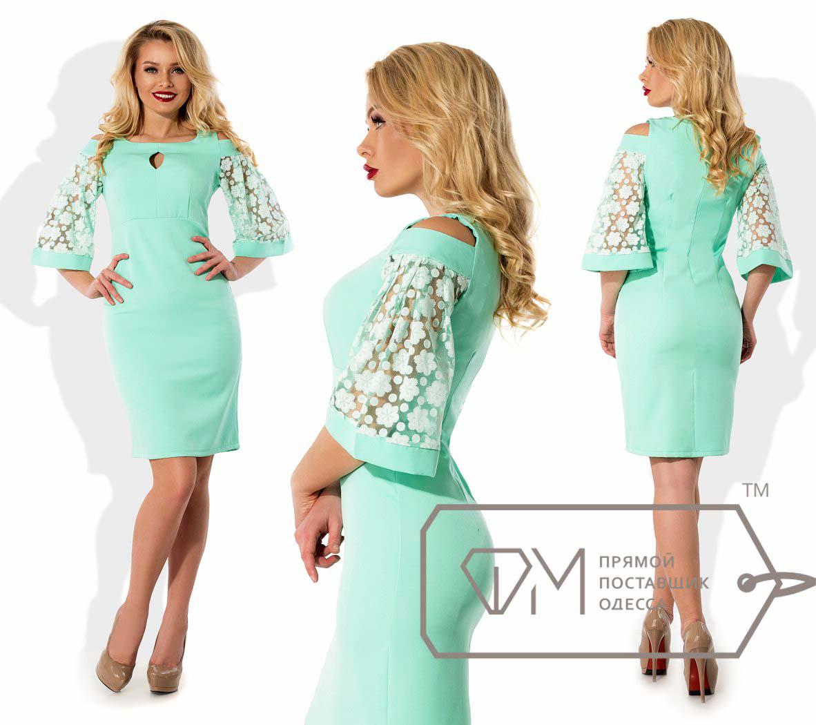 dc41a829049 Элегантное женское нарядное платье 027