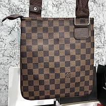 Messenger Louis Vuitton District Pochette Damier Ebene, фото 2