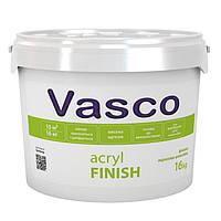 Шпаклівка фінішна Vasco Acryl Finish (готова суміш) 16 кг